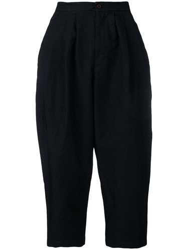 Picture of Comme Comme | Classic Cropped Trousers