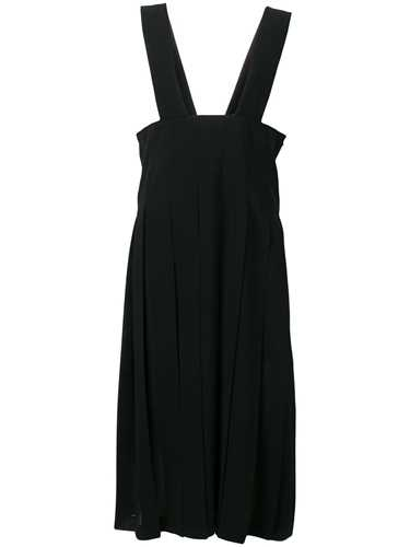 Picture of Comme Comme | Pleated Pinafore Dress