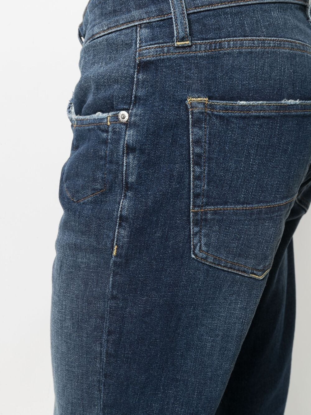 Picture of Department Five | Cropped Denim Jeans