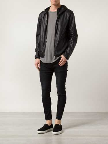 Picture of R13 | Drop-Crotch Skinny Jeans