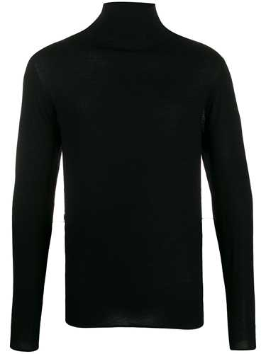 Picture of Aspesi | Ribbed-Knit Roll Neck Jumper