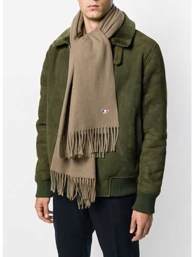 Picture of Maison Kitsune` | Tricolour Fox Scarf