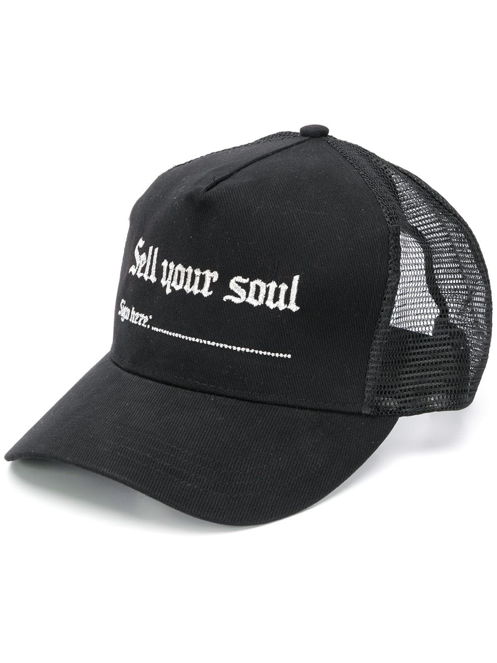 Picture of Nasaseasons | Sell Your Soul Baseball Cap