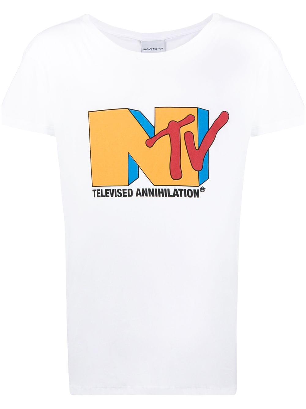 Picture of Nasaseasons | `Ntv` T-Shirt