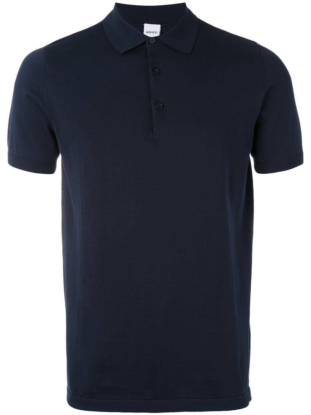 Picture of Aspesi | Knitted Polo Shirt