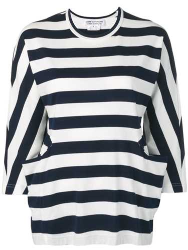 Picture of Comme Comme | Striped Sweater
