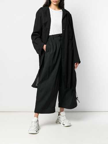 Picture of Adidas Y-3 | Cropped Wide-Leg Trousers