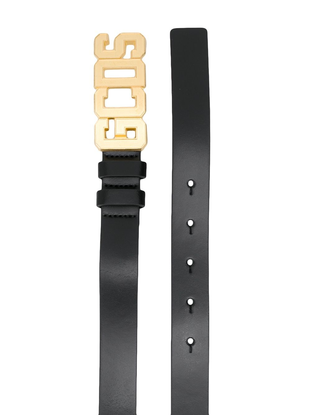 Picture of Gcds | Logo Leather Belt