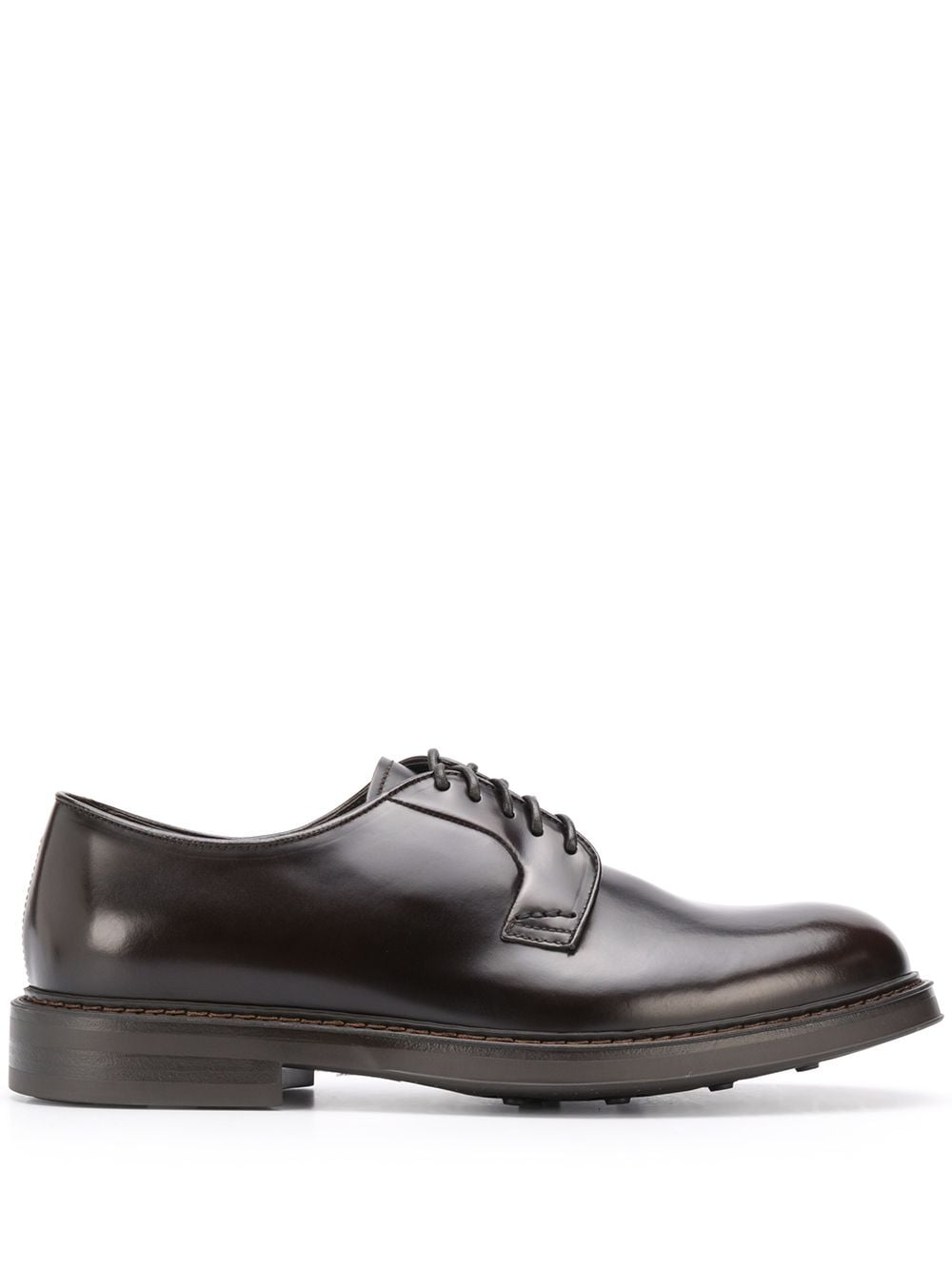 Picture of Doucal`S   Lace-Up Leather Shoes