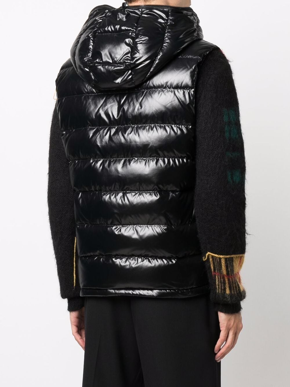 Picture of Duvetica | Padded Hooded Vest