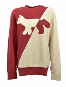 Picture of Maison Kitsune` | Diagonal Fox Sweatshirt