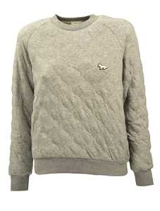 Picture of Maison Kitsune` | Quilted Sweatshirt