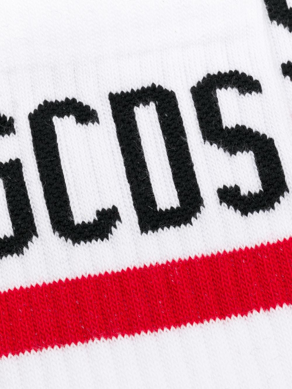 Picture of Gcds | Logo-Print Ribbed Socks