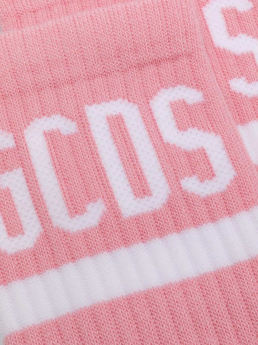 Picture of Gcds   Logo-Print Ribbed Socks