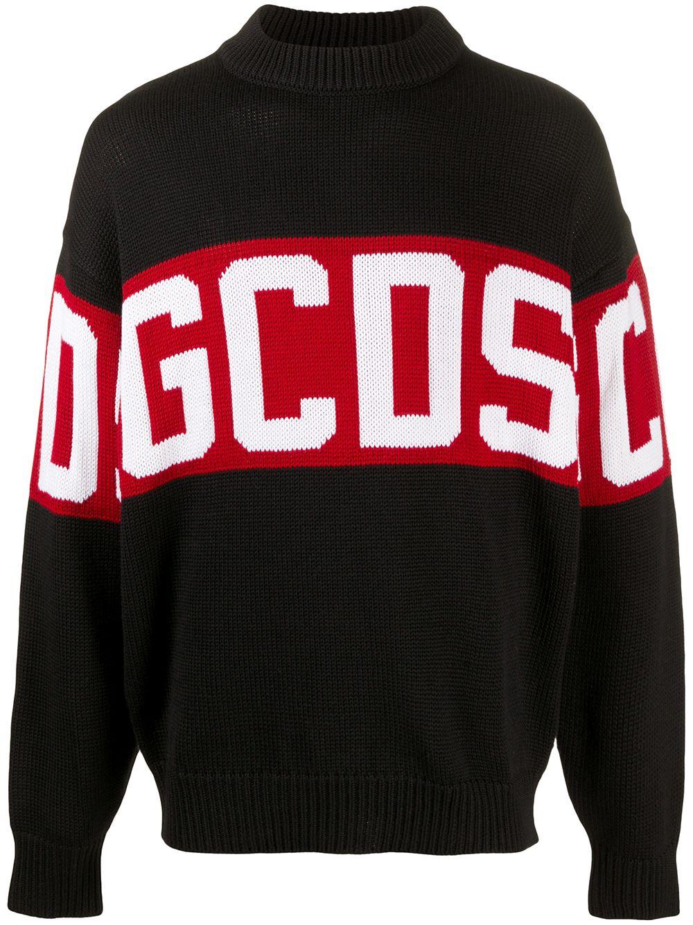 Picture of Gcds | Logo Colour-Block Jumper
