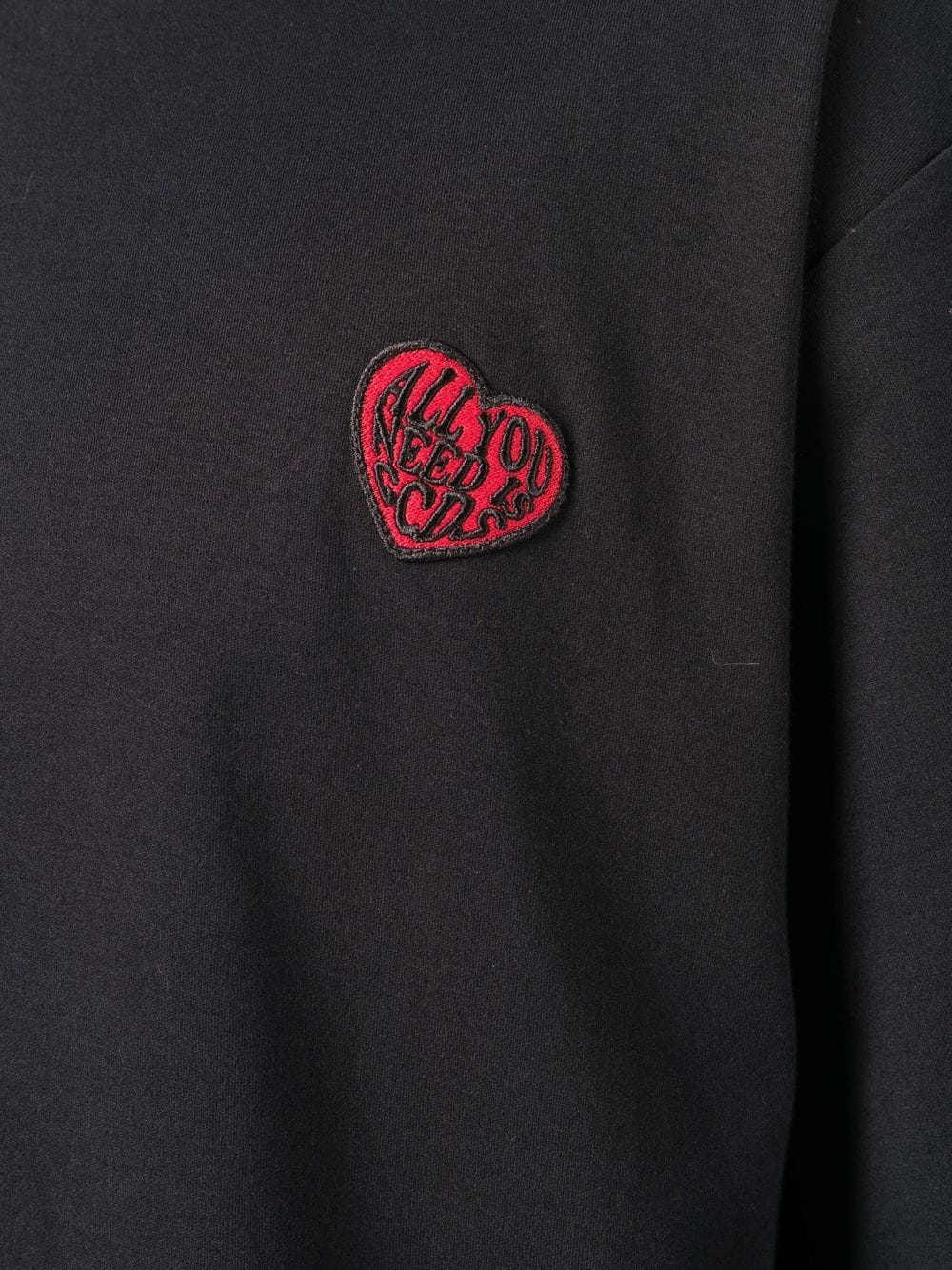 Picture of Gcds | Heart Detail T-Shirt