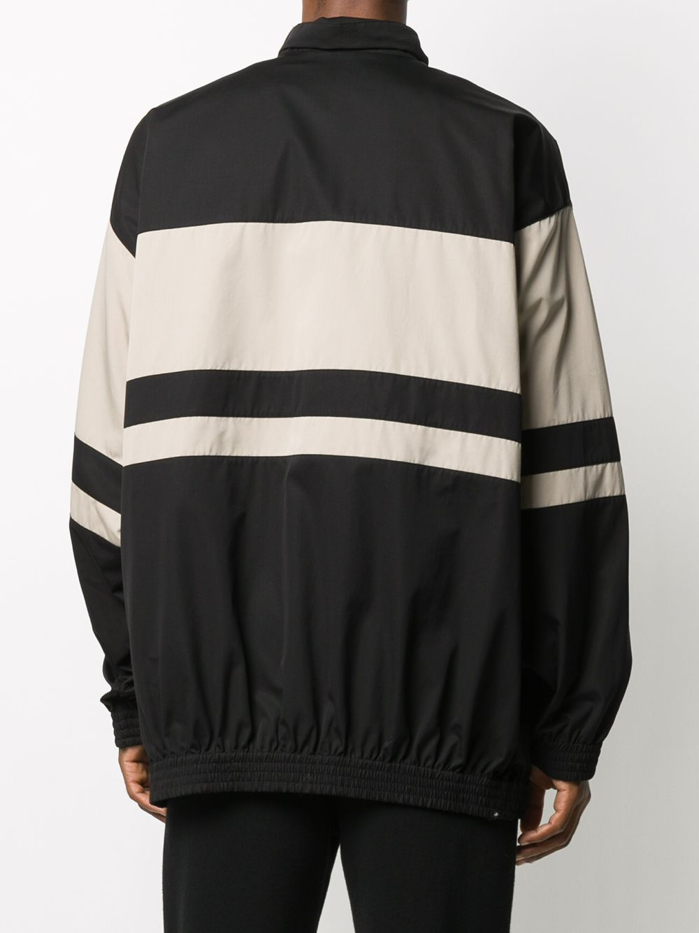 Picture of Balenciaga | Zip-Up Track Jacket