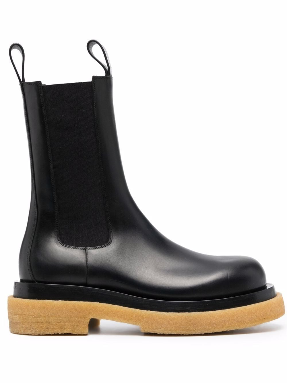 Picture of Bottega Veneta | The Lug Slip-On Boots