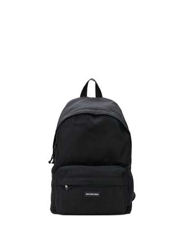 Picture of Balenciaga | Large Double Backpack