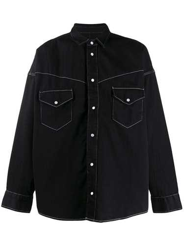 Picture of Levi`S: Made&Crafted | Contrast Stitching Over Shirt