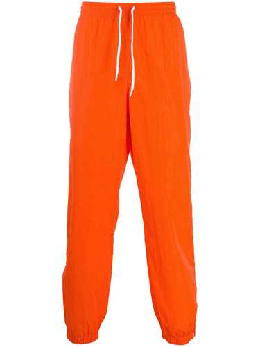 Picture of Msgm   Logo Print Track Trousers