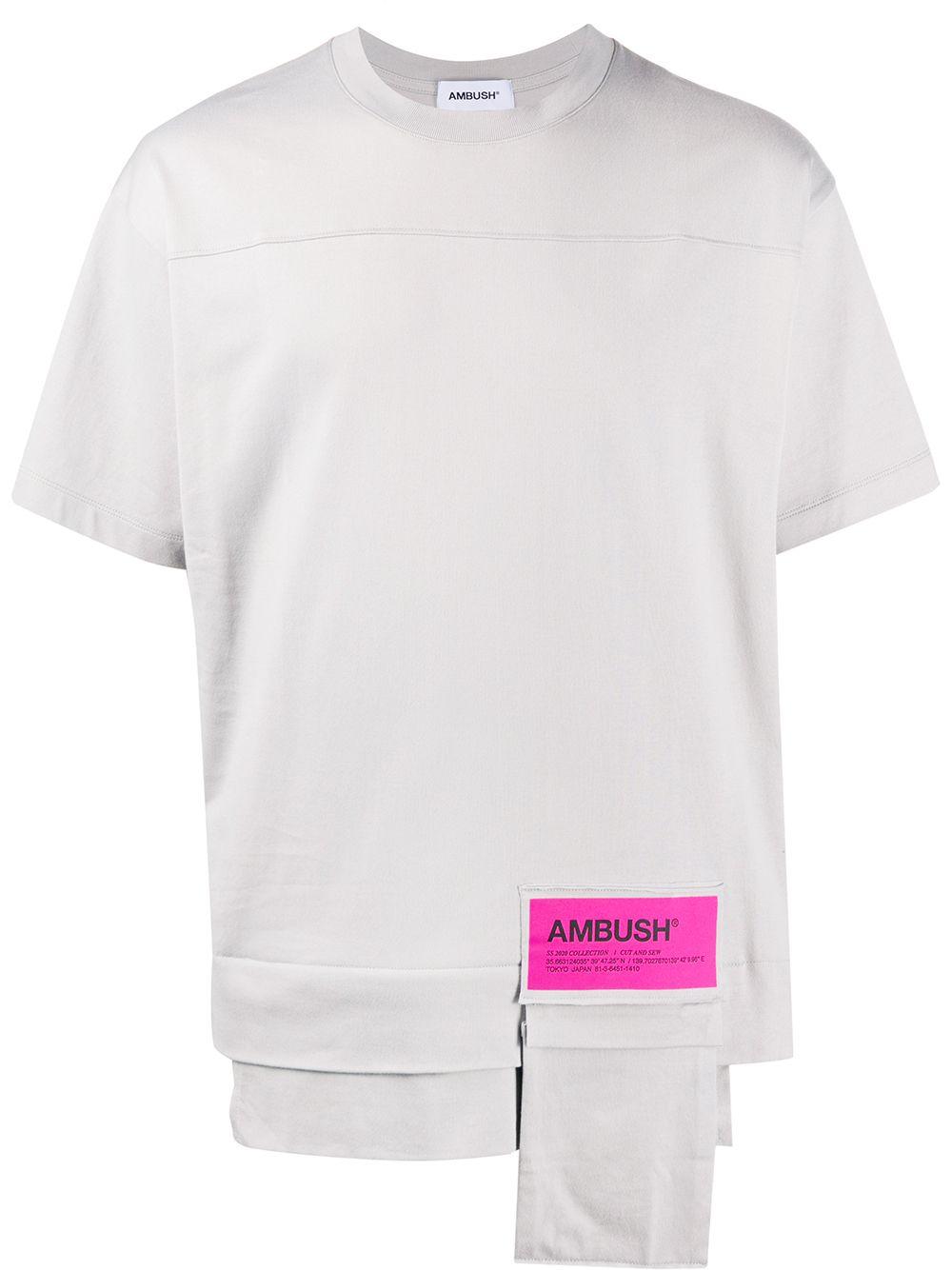 Picture of Ambush | Logo Patch T-Shirt