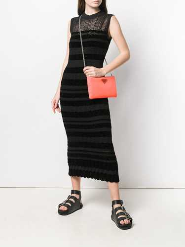 Picture of Mcq | Fitted Crochet Dress