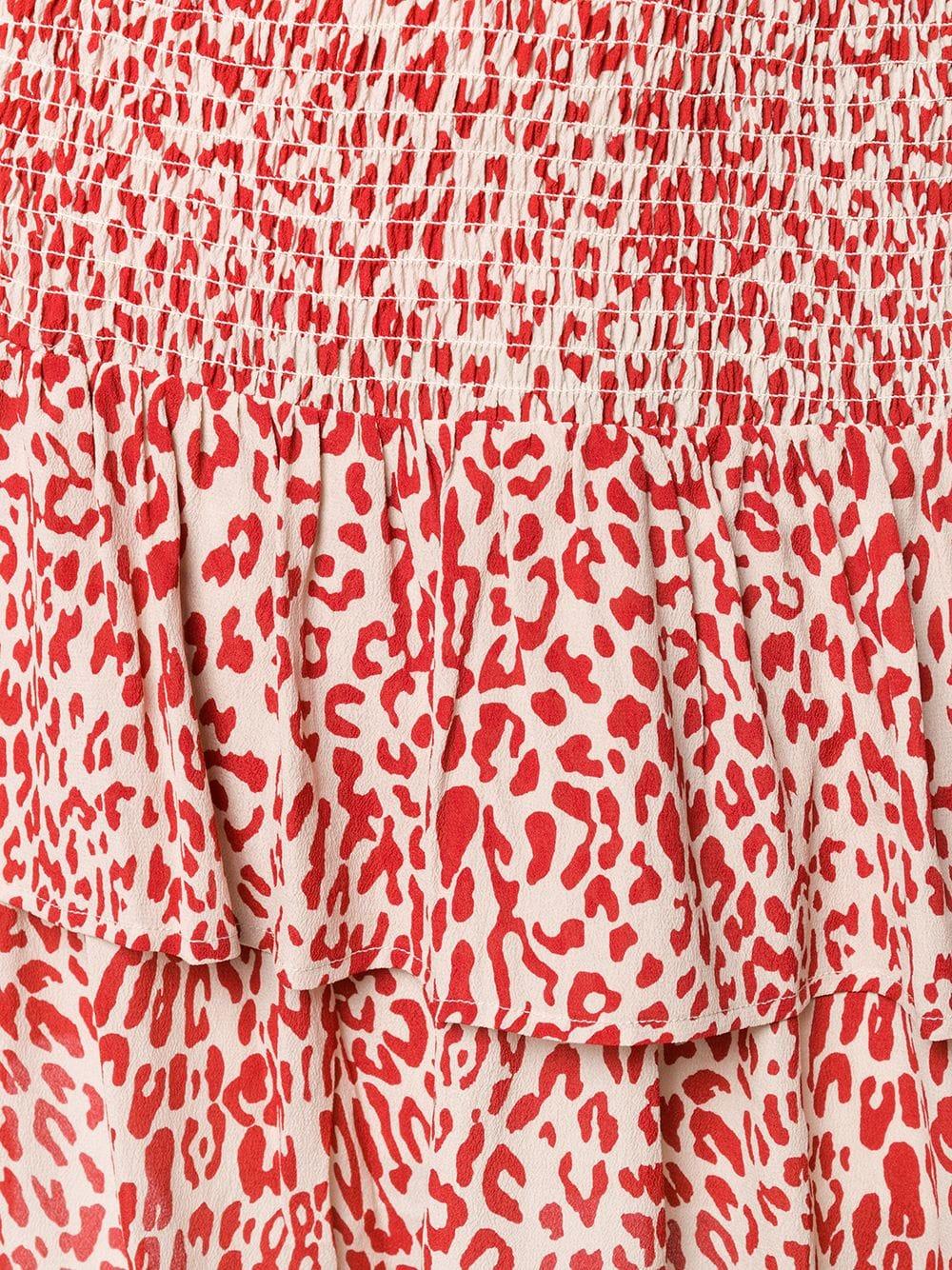 Picture of Baum Und Pferdgarten | Ruffled Skirt