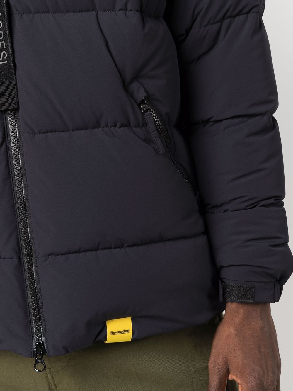Picture of Aspesi   Re-Loaded Down-Padded Jacket