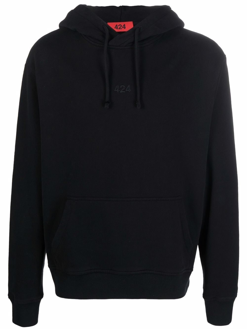 Picture of 424 | Embroidered-Logo Pullover Hoodie