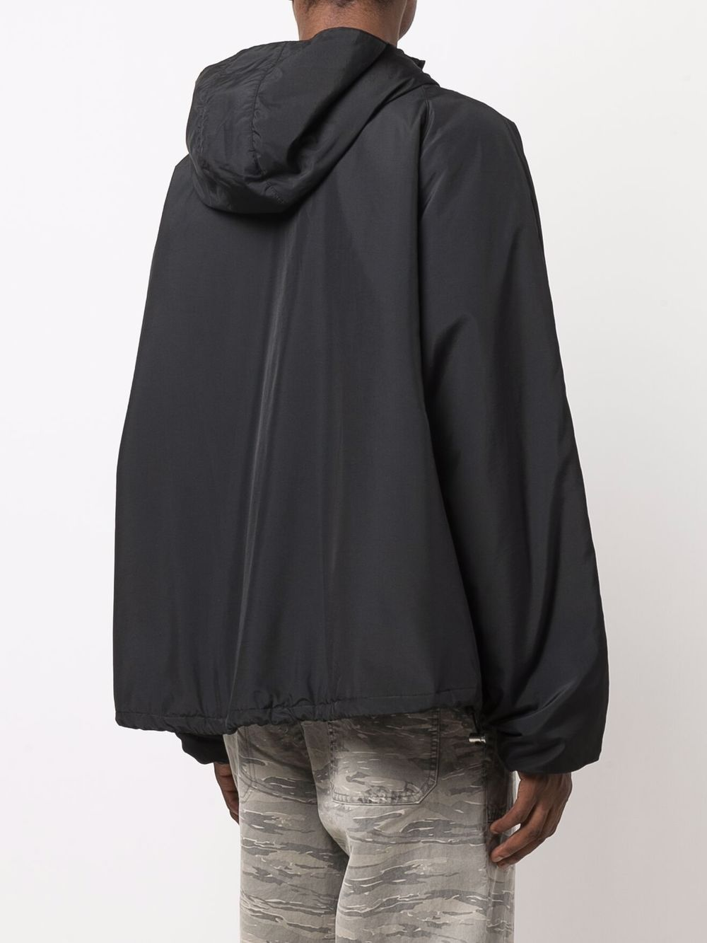 Picture of 424 | Pullover Hooded Windbreaker Jacket