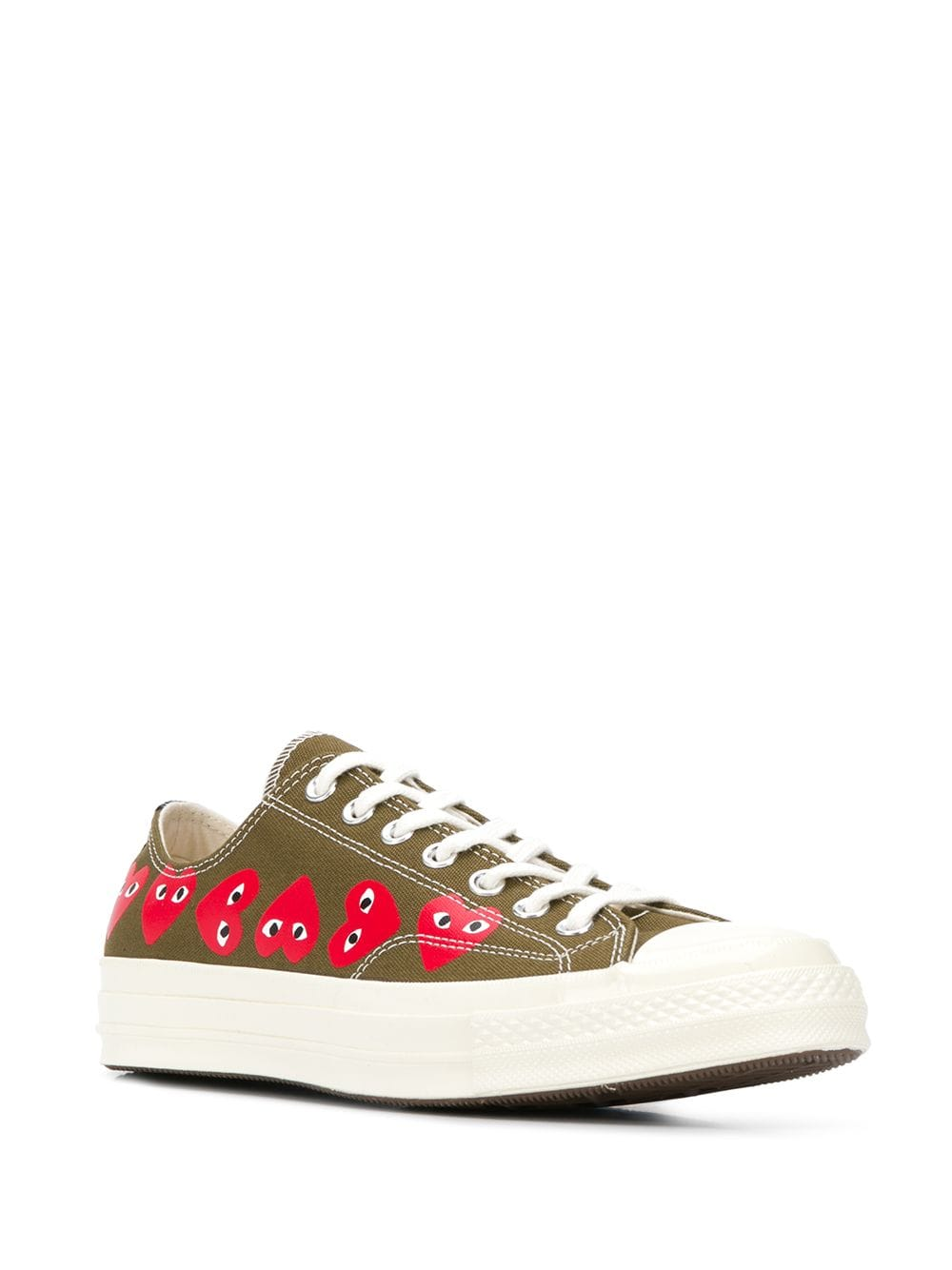 Picture of Comme Play | Ct70 Multi Low Top