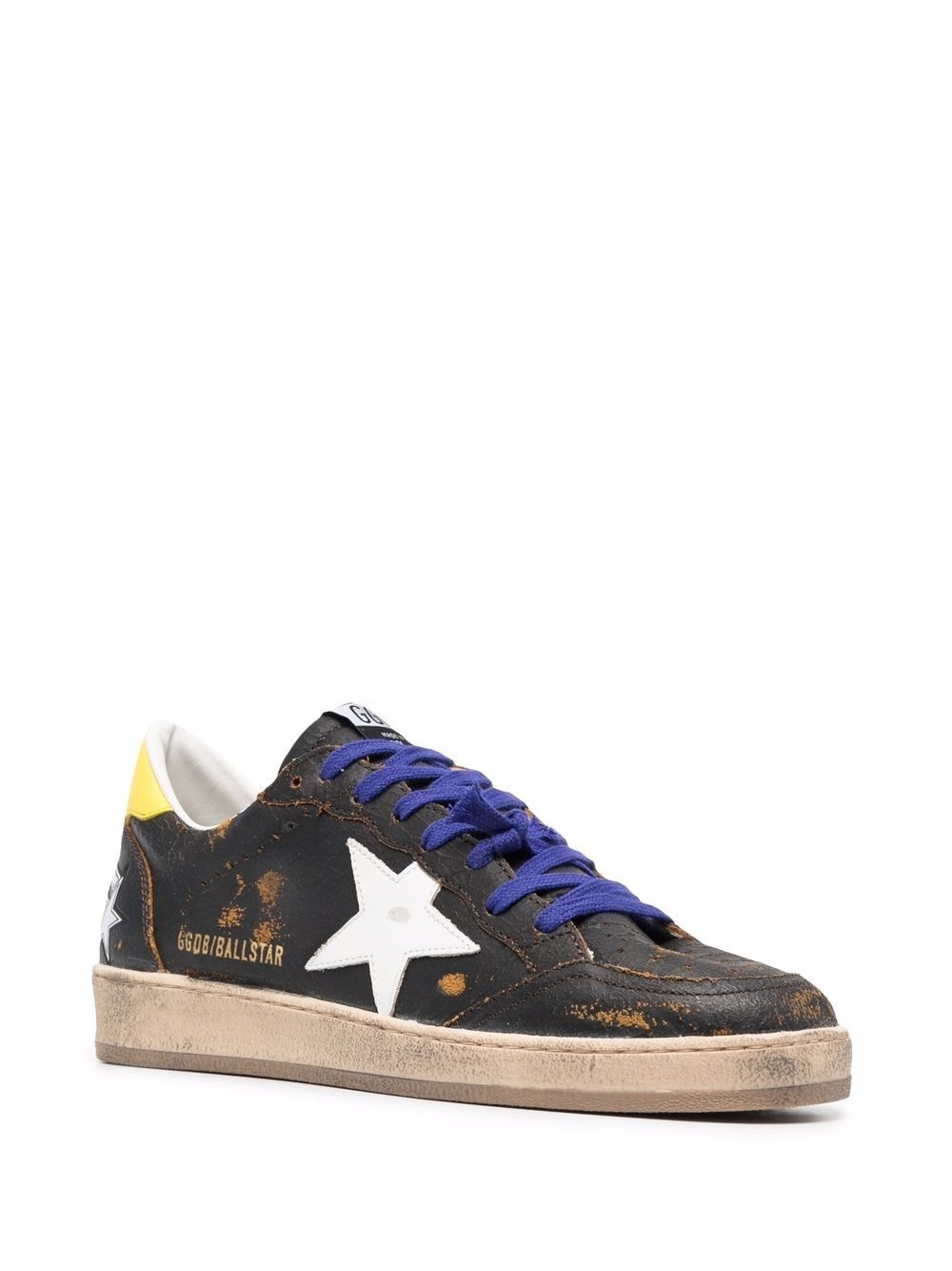 Picture of Golden Goose Deluxe Brand   Ball Star Reversed