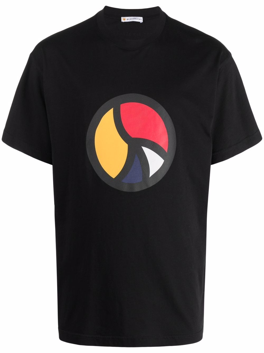 Picture of Bel Air Athletics | Twisted Peace Print T-Shirt
