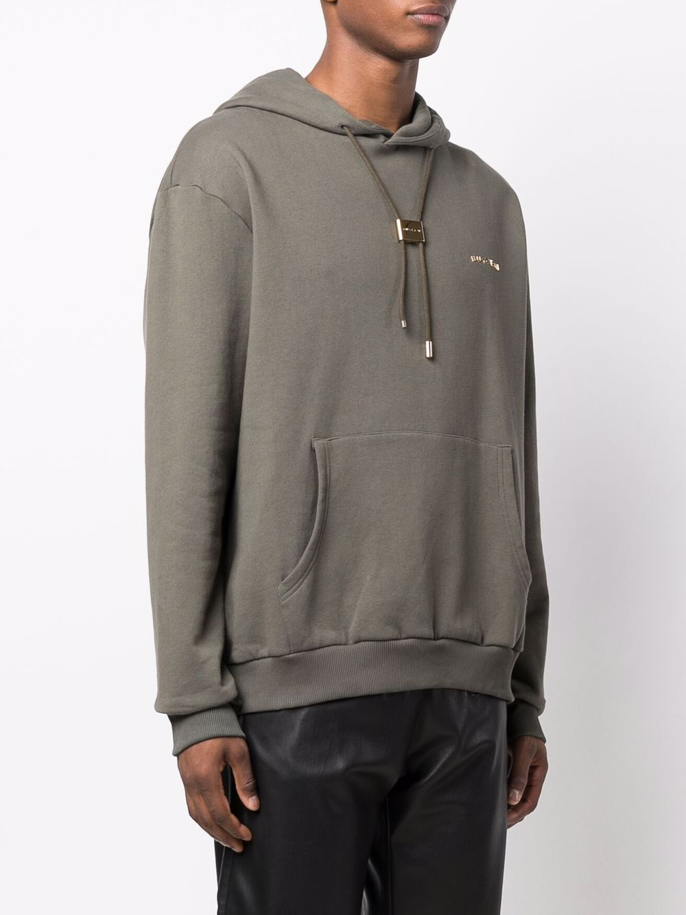 Picture of Buscemi | Logo Drawstring Hoodie