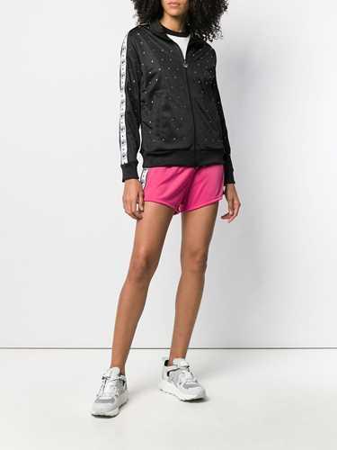 Picture of Chiara Ferragni | Logomania Side Stripe Shorts