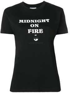 Picture of Chiara Ferragni | Midnight On Fire T-Shirt
