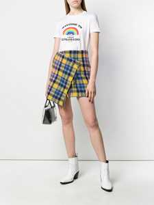 Picture of Chiara Ferragni | Rainbow Print T-Shirt