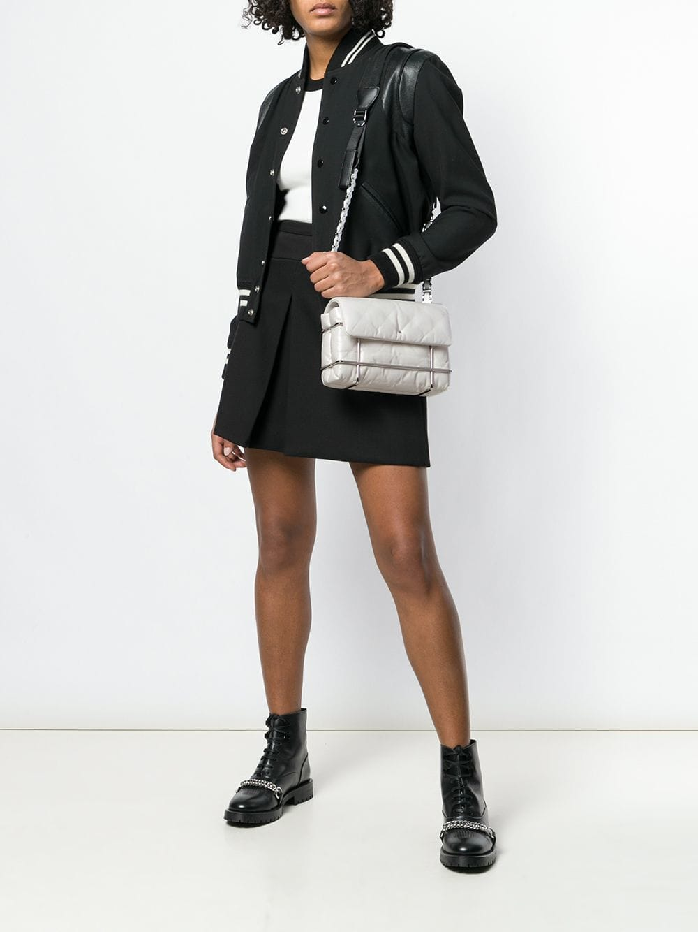 Picture of Alexander Wang | Halo Crossbody Bag