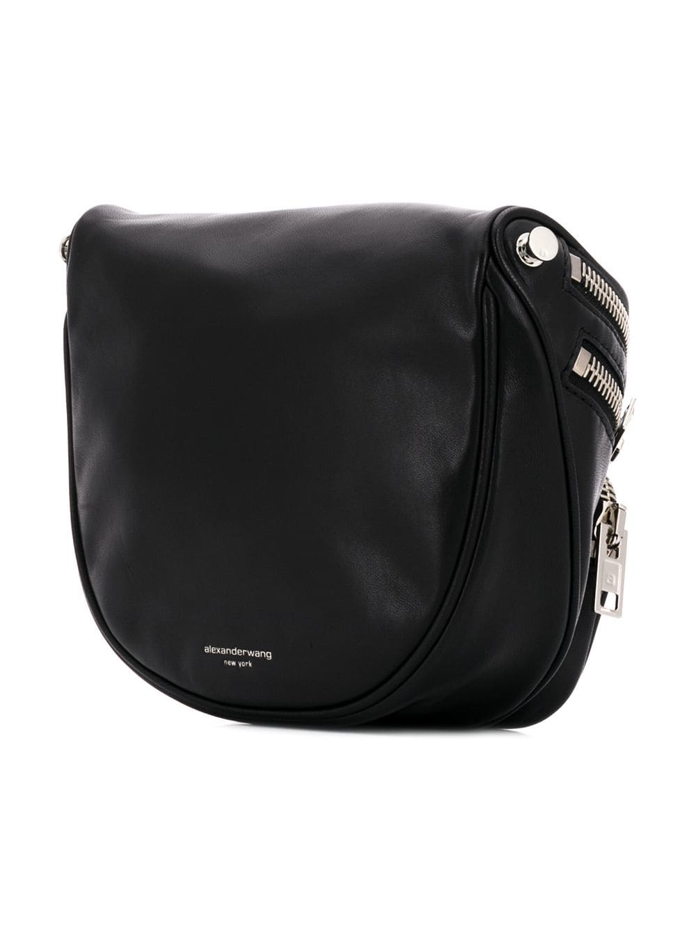 Picture of Alexander Wang | Multi-Zip Crossbody Bag