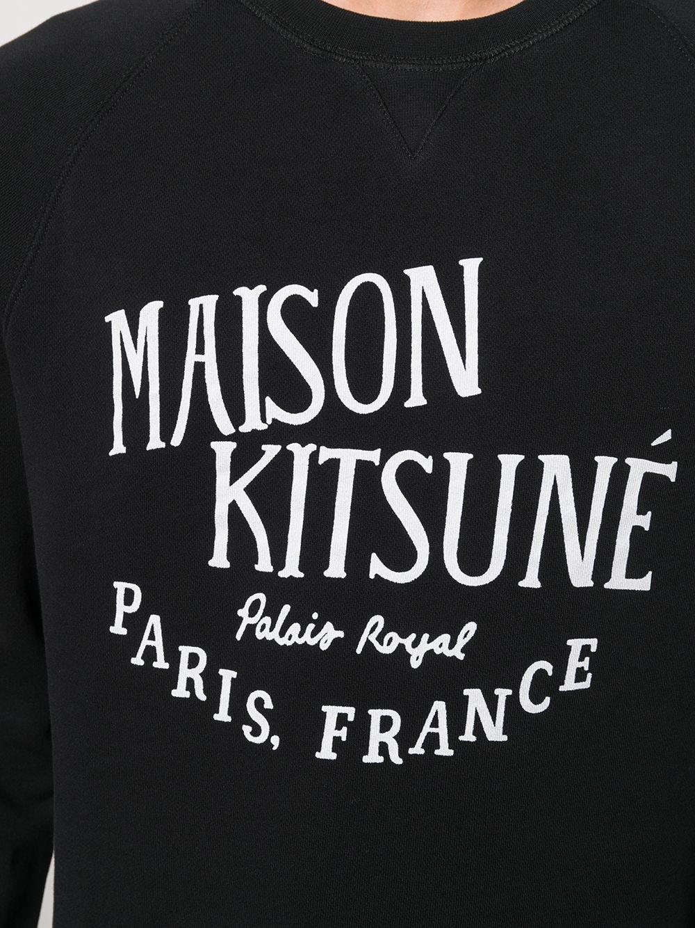 Picture of Maison Kitsune`   Logo Sweatshirt