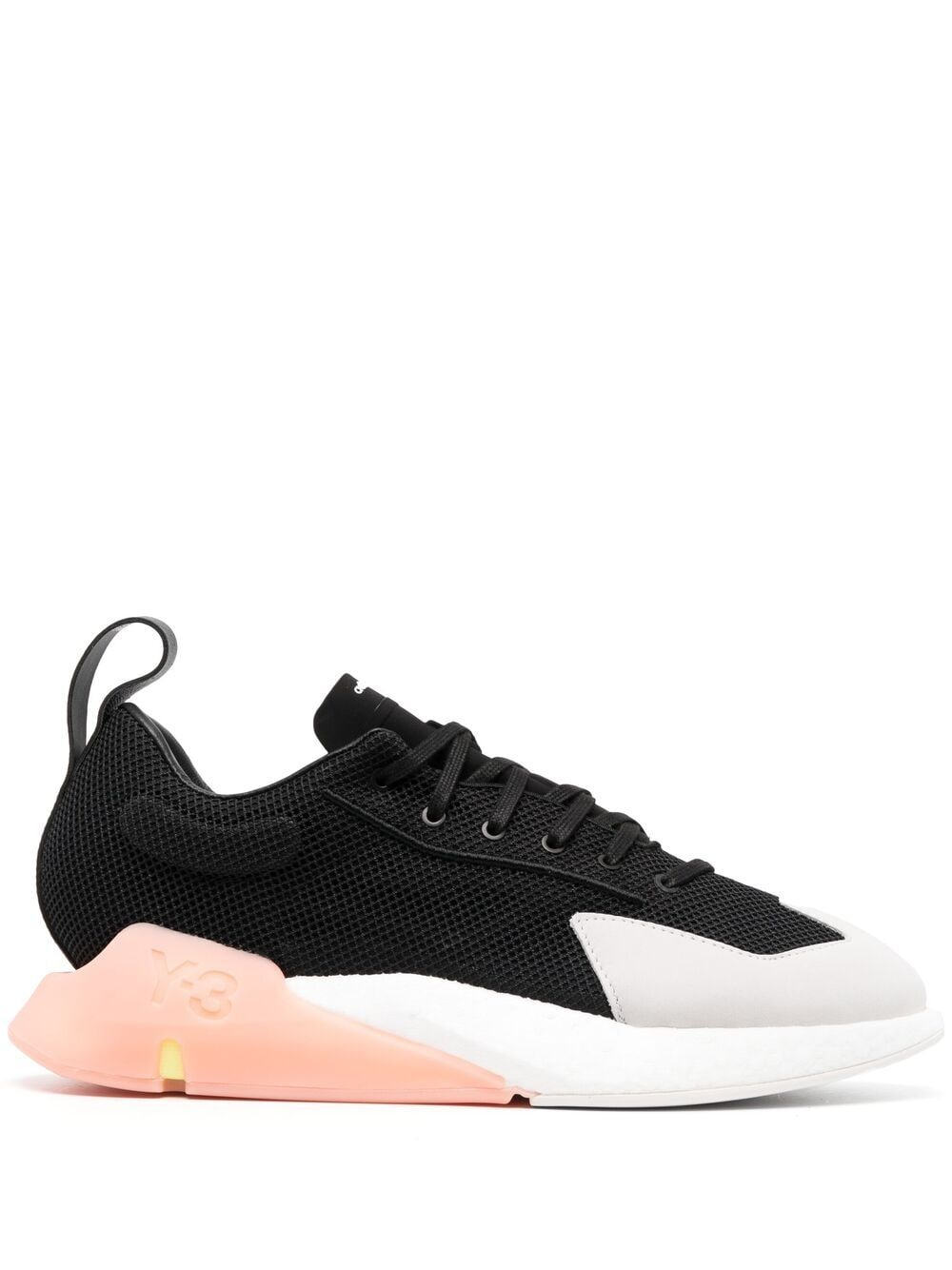 Picture of Adidas Y-3 | Boost Colour-Block Sneakers