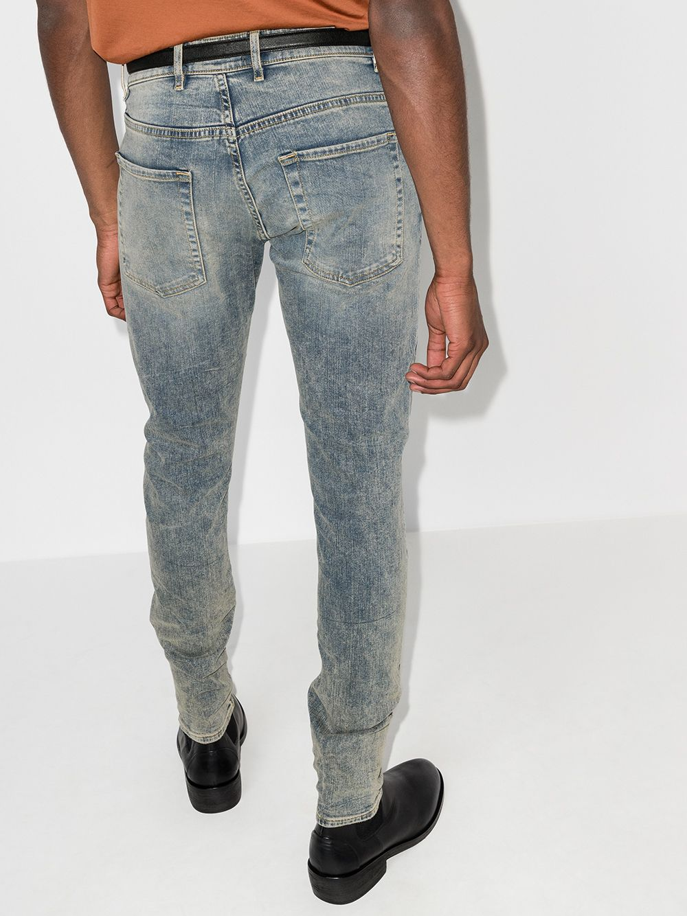 Picture of Represent | Distressed Skinny-Cut Jeans