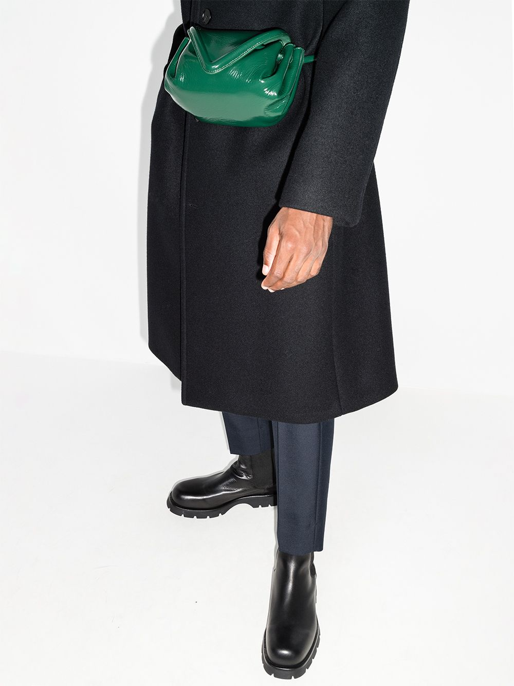 Picture of Jil Sander | Heavy Chelsea Boots