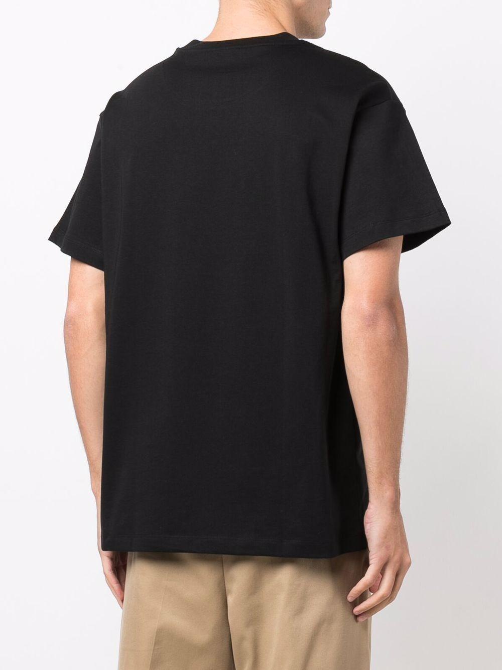 Picture of Jil Sander   Logo-Patch T-Shirt 3Set