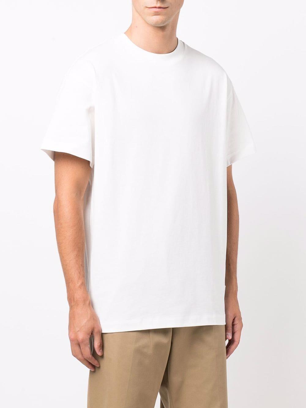 Picture of Jil Sander | Logo-Patch T-Shirt 3Set