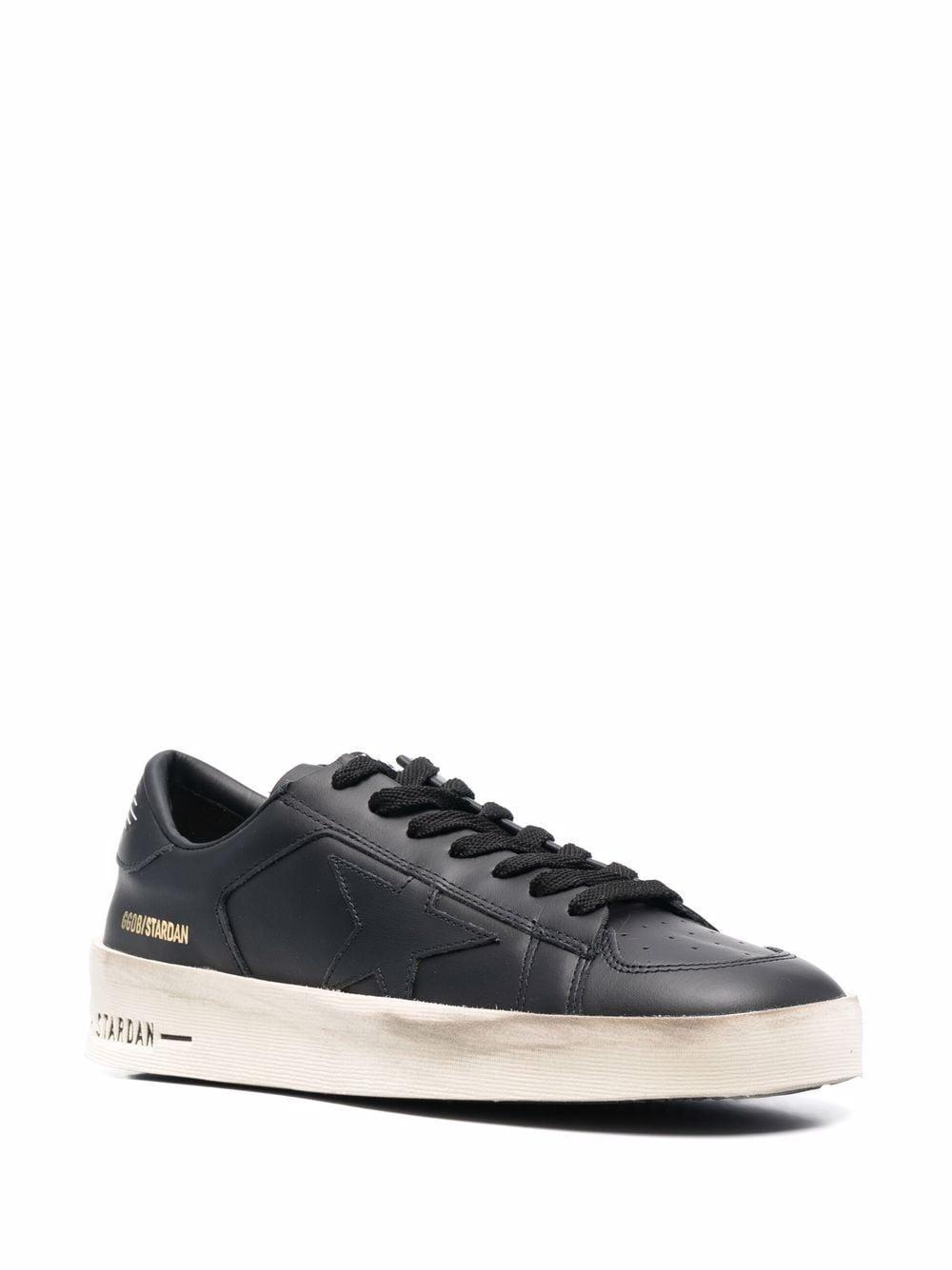 Picture of Golden Goose Deluxe Brand | Stardan Low-Top Sneakers