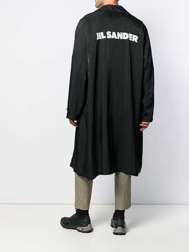 Picture of Jil Sander | Logo Trench Coat