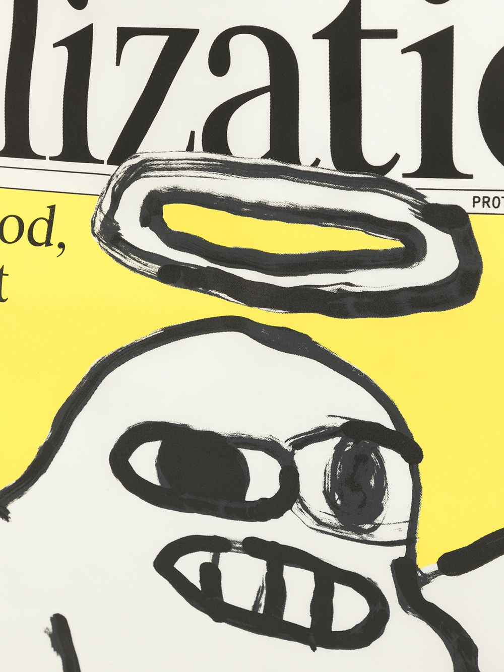 Picture of Junya Watanabe Man | Civilization Print