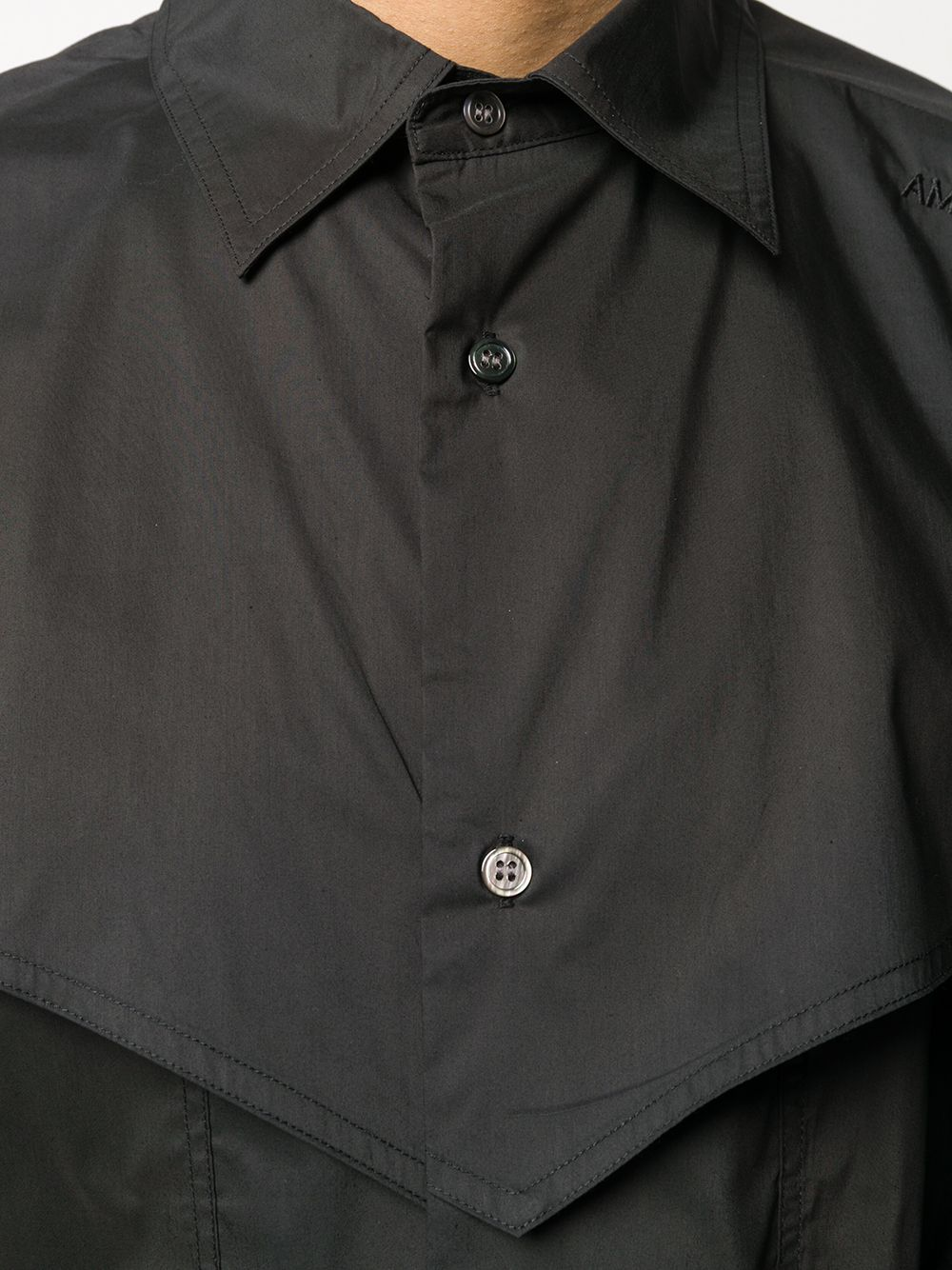 Picture of Ambush | Short Sleeve Boxy Fit Shirt